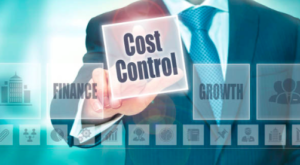 Cost Control through AR